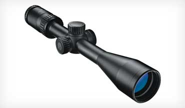 The Nikon Prostaff P5 3-12X 42mm Riflescope have enhanced zoom rings, focusing eyepieces, and turret caps all made from aircraft-grade aluminum.