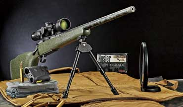 The newest Nosler Model 48 bolt-action rifle is precision engineered, lightweight, and capable of sub-MOA accuracy.