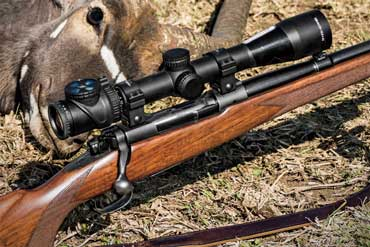 History was made when Winchester introduced the classic Model 70 bolt-action repeater in 1934.