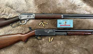 Special attention is required when handloading the .44-40 Winchester, especially when the loads will be fired in a rifle.