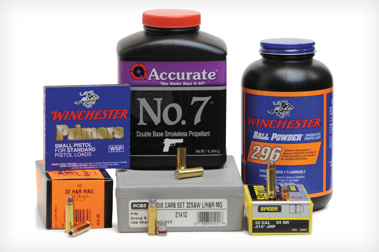 Reloading the .32 Magnum — What to Know