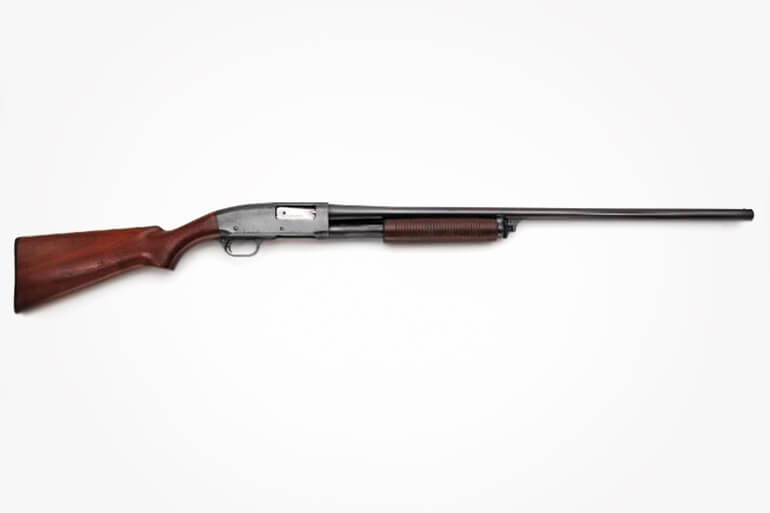 Remington Model 31 Pump Shotgun