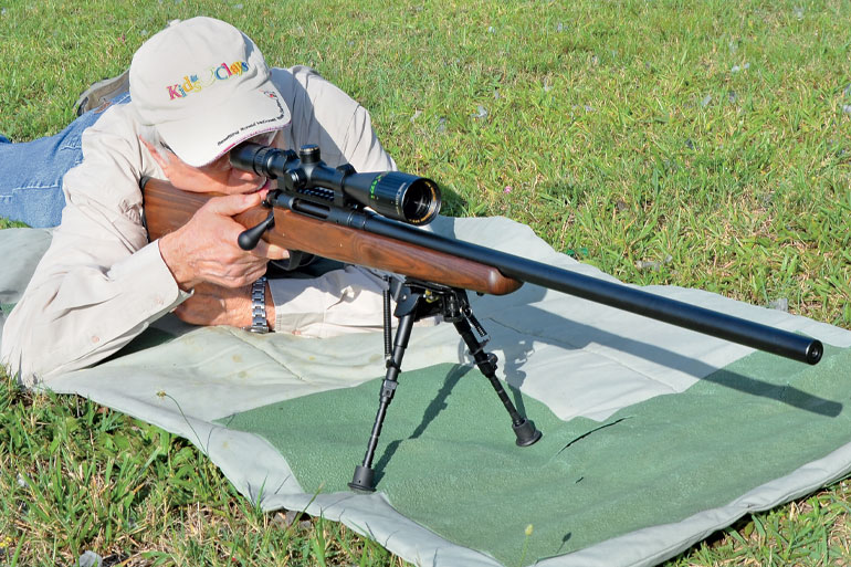 Remington Model 783 Varmint Rifle Review