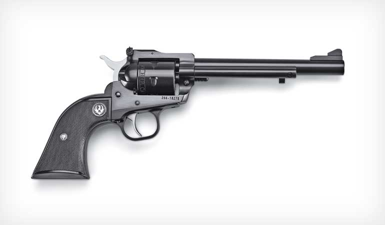 Ruger Single-Six in .17 HMR Review