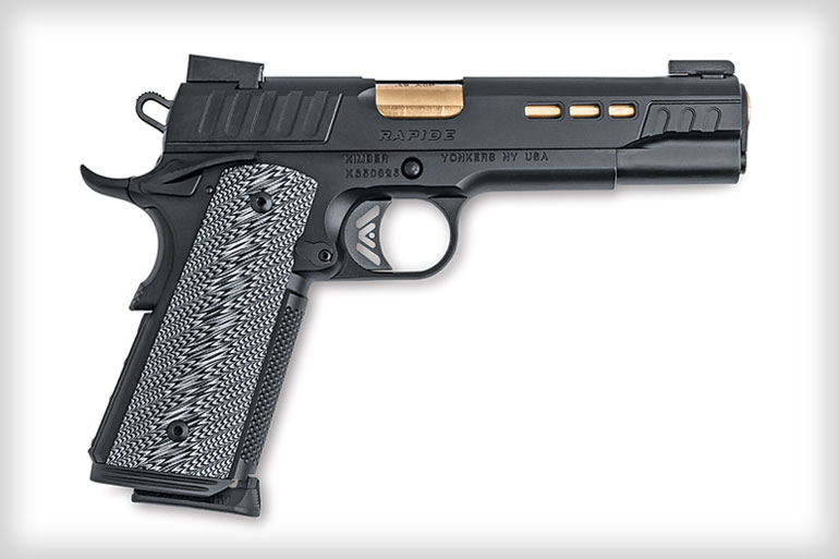 Kimber Rapide 1911 Review