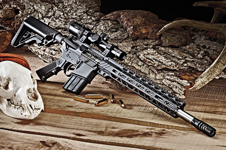 Rock River Arms LAR-15M .450 Bushmaster - Reviewed & Tested