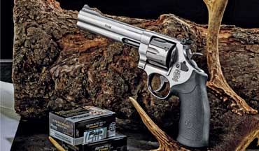 The cult-classic Smith & Wesson Model 610 10mm revolver has been resurrected, and its range performance does not disappoint.