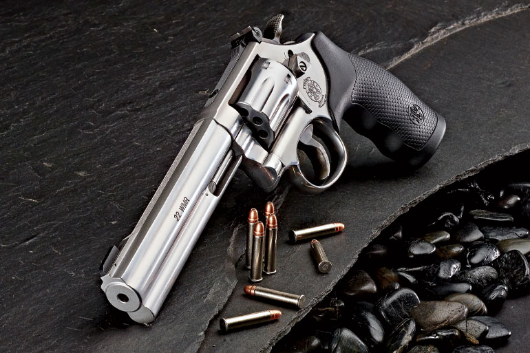 Smith & Wesson Model 648 .22 WMR Revolver Review