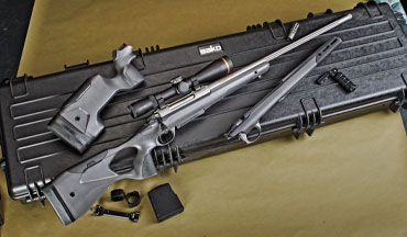The Sako S20 hybrid rifle evolves with the owner, and it combines best-in-class versatility with superb accuracy.
