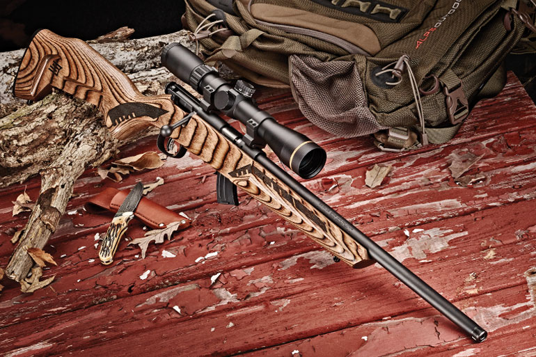 Savage Arms Minimalist Bolt-Action Rimfire Rifles Review