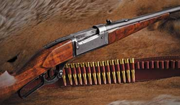 Chambered in a sleek but nearly obsolete rimmed .22 centerfire, the Savage Model 99 was once considered a premium varmint and predator rifle.
