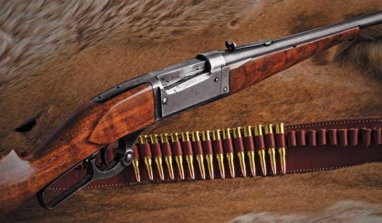 Savage Model 99 .22 Hi Power Rifle Review