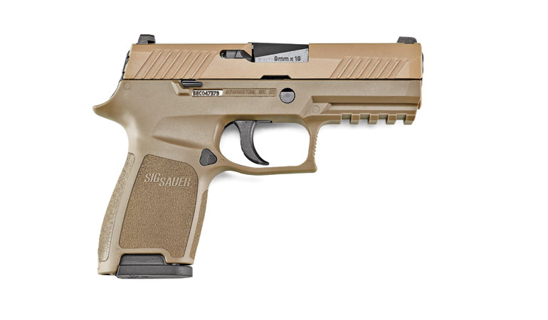 Is the SIG P320 9mm modular pistol the best polymer-frame high-capacity sidearm ever designed? Let's find out.
