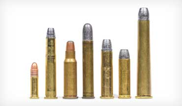 Don't rule out older centerfire rounds, such as the 22 LR or 256 Win. Mag, for going after small game. Some of those cartridges are very stylish indeed.
