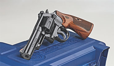 The Smith & Wesson Model 19 revolver is back in production after being on ice for nearly two decades.
