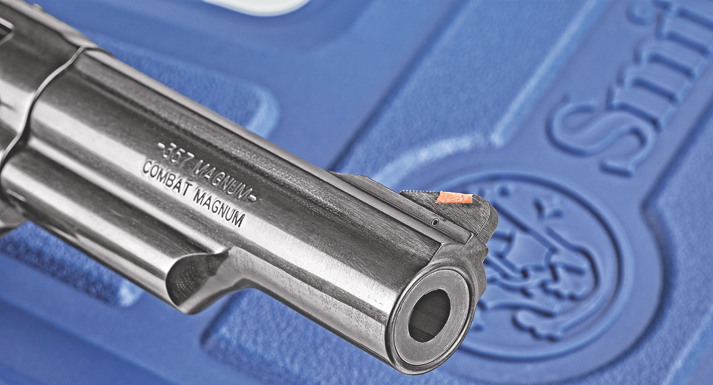 Review: Smith & Wesson Model 19 Classic Revolver