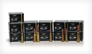 Using Speer Gold Dot rifle bullets for ammo reloading provides optimal performance in AR-type rifles and carbines.