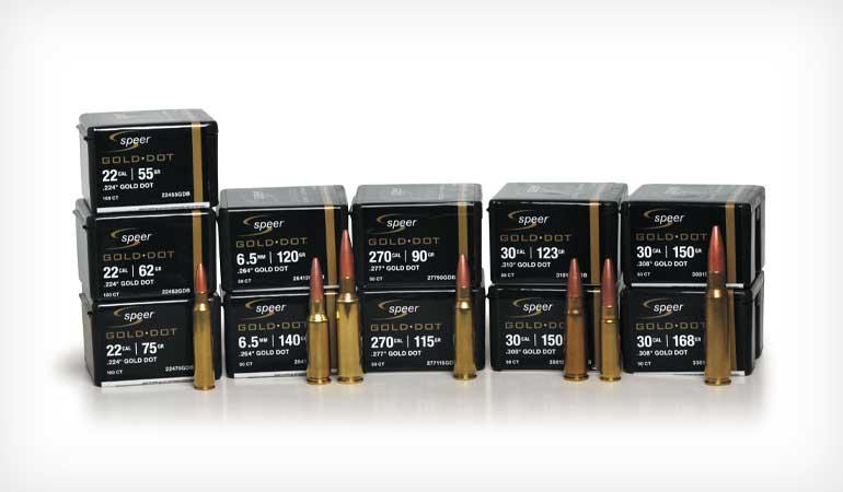 Handloading Speer Gold Dot Bullets