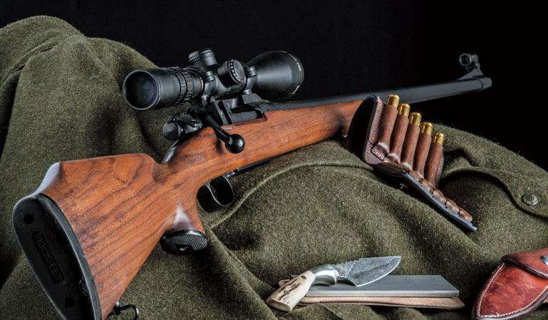 After the Great War, hunters across America sporterized the much-loved M1903 and forever changed the direction of big-game rifle design.