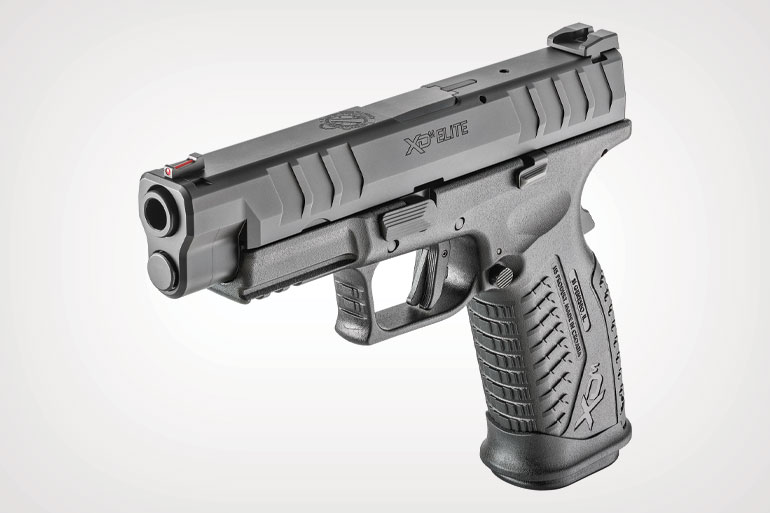 "Springfield XD-M Elite 4.5"" Pistol – First Look"