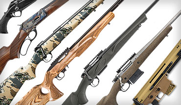If there's a trend in new rifles for 2020, it is surely toward .22 rimfires, with a nod to the continuing popularity of