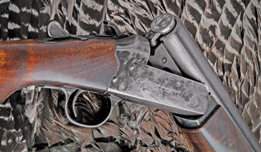 This simple, solid shotgun is a sturdy working gun that has been putting meat in the pot for more than a century.