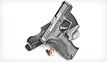 The new striker-fired STR-9 9mm semiautomatic pistol from Stoeger Industries is reliable, ergonomic, accurate, and priced right.
