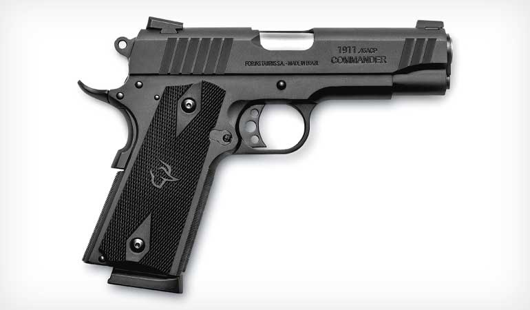 Taurus 1911 Commander .45 ACP Review