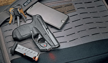 "The company says its new Taurus Spectrum .380 is a ""groundbreaking, game-changing"" auto pistol design. It's a striker-fired, double-action-only personal-protection pistol that's been carefully engineered for shooter comfort and ease of use."