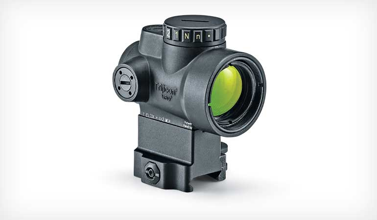 The Trijicon Green Dot MRO
