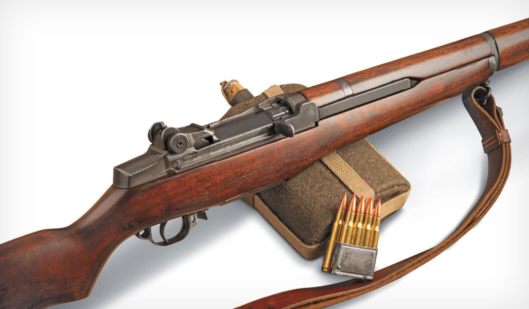 Once considered the greatest battle rifle in the world, this autoloader gave the Allies the edge during World War II.