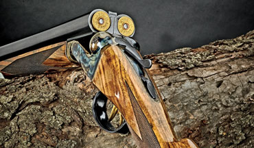 A side-by-side double barrel shotgun is much more than a fashion statement. The type has been a practical choice for hunters for more than 180 years.
