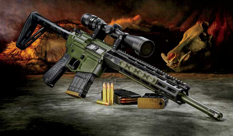 Wilson Combat Ranch Rifle .300 HAM'R Review