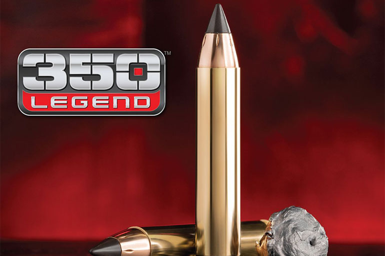 Winchester .350 Legend Rifles and Ammo Available Right Now