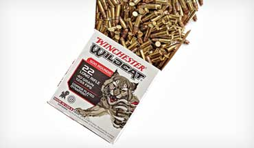 The Winchester Wildcat 22 LR Ammo is a good plinking round as well as a reliable small-game hunting round.