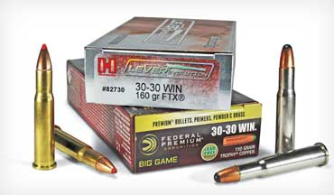 Often predicted to become obsolete as a hunting cartridge, the .30-30 Winchester is not dead yet.