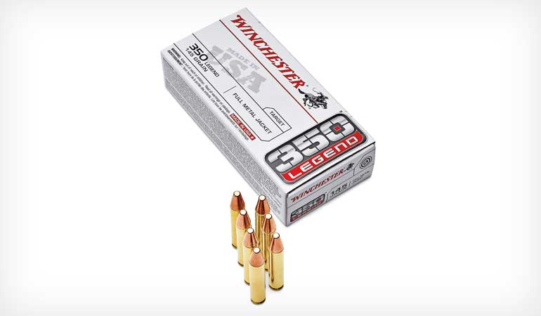 Winchester .350 Legend Ammo Review