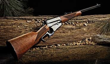 Designed by John M. Browning, the Winchester Model 1895 was chambered for the most powerful rounds of its day. Once again, this classic rifle is back in Winchester's line.