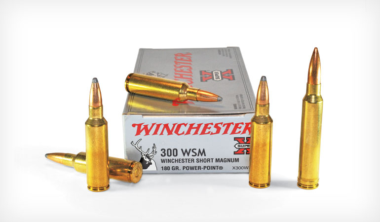 The .300 Winchester Short Magnum