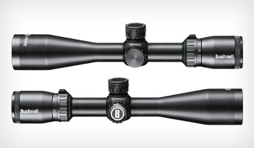 The Bushnell Prime 3-12X 40mm riflescope is not the company's newest offering, but it is a relatively lightweight (17 ounces) and short (12 inches) scope.