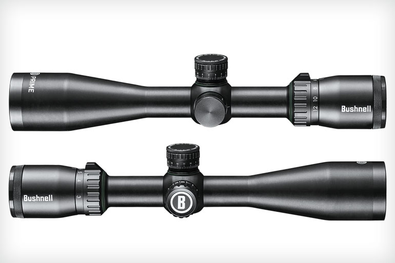 Bushnell Prime 3-12X 40mm Riflescope