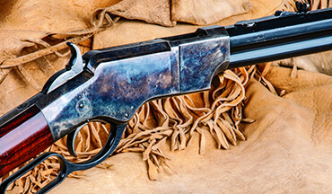 First created in about 1860, this classic repeating design launched the lever action to stardom.