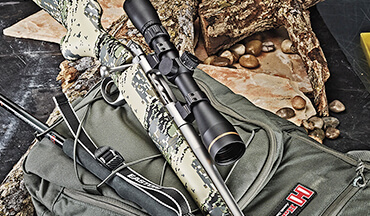 Firing 21 different loads in Kimber's Mountain Ascent rifle proved it is a good friend to have in high places.
