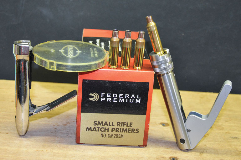Precision Reloading Guide Part 3: Priming, Powder Charging & Bullet Seating