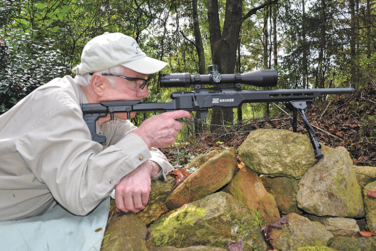Savage B22 Precision Rimfire Rifle Review