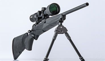 The new Benelli Lupo bolt-action rifle is just as unique, innovative, and performance-oriented as the company's legendary shotguns.