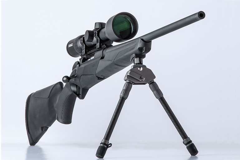Benelli Lupo Bolt-Action Rifle Review