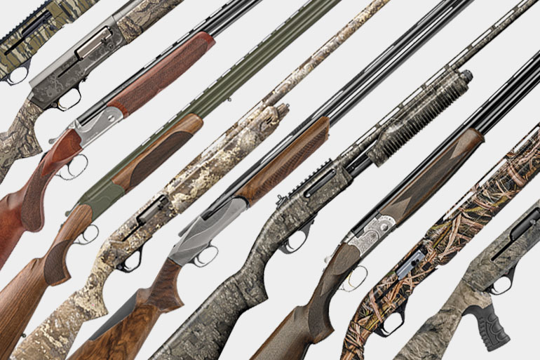 10 New Shotguns for 2020