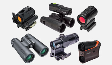 Some of the coolest new optics introduced this year range from Aimpoint's new COMPM5B red dot to Zeiss's Precision Rings and include Trijicon's Ventus laser rangefinder that measures wind speed via its ground-breaking Doppler LIDAR engine and a lot more. Here's a quick look at 17 hot new products.