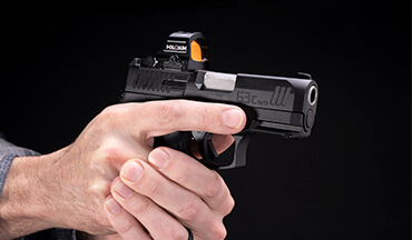 Given the growing penchant for shooters to include micro red dots on their semi-autos, Taurus brings the G3 series pistols into the optic arena for 2021 with the release of the full-size G3 T.O.R.O. (Taurus Optic Ready Option) and the compact G3c T.O.R.O.
